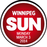 Winnipeg Sun Article by Doug Lunney - logo