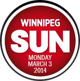 Winnipeg Sun Article by Doug Lunney - logo