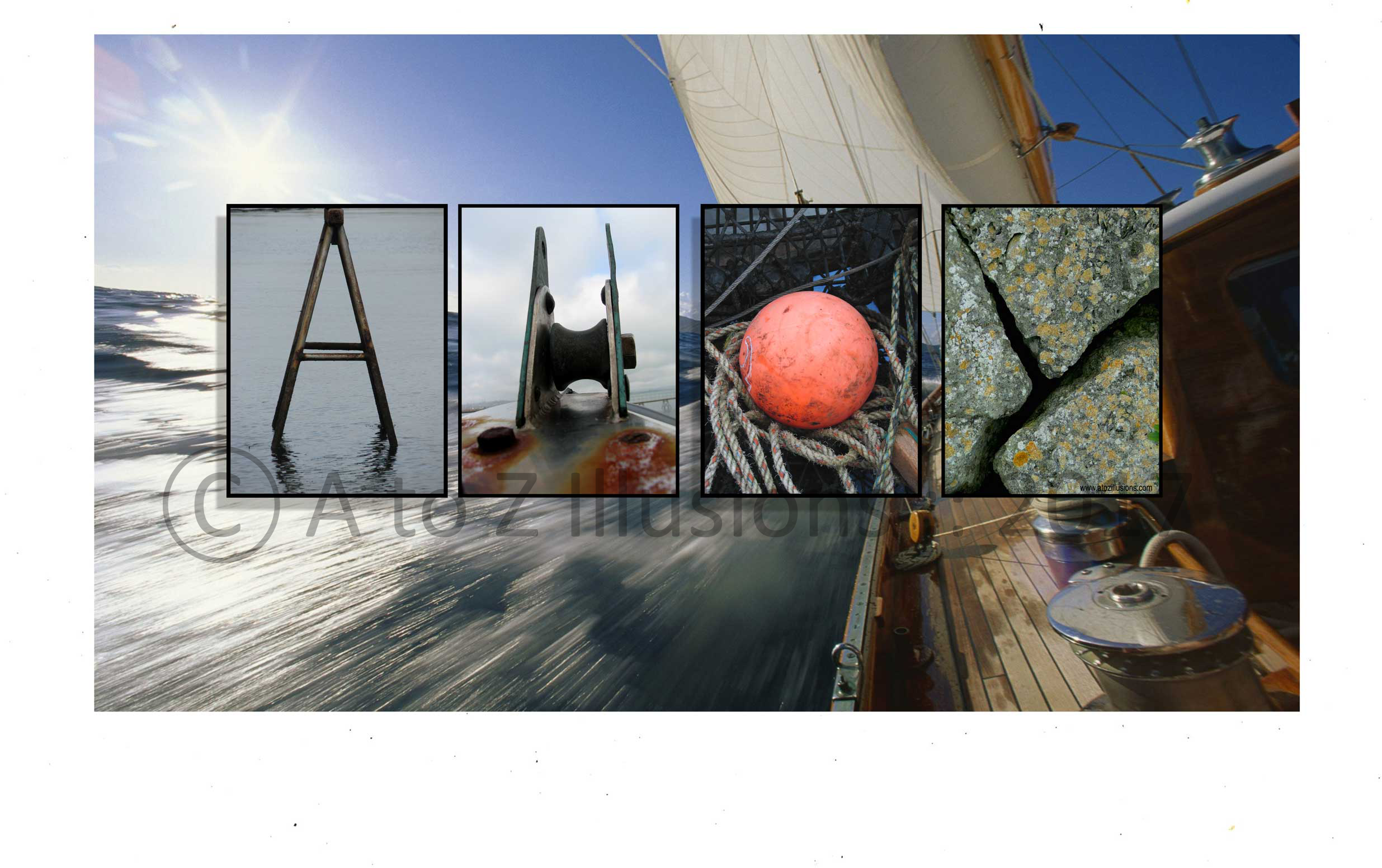 Canvas Prints: AHOY!